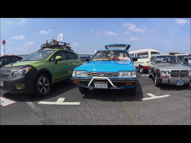 Mooneyes Street Car Nationals 2016