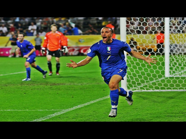 Italia Germania 2 0 HD HIGHLIGHTS 2006