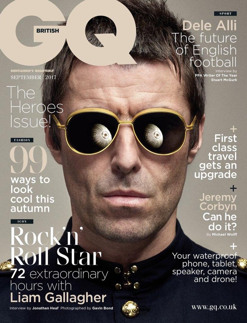 British GQ - September 2017 thumbnail