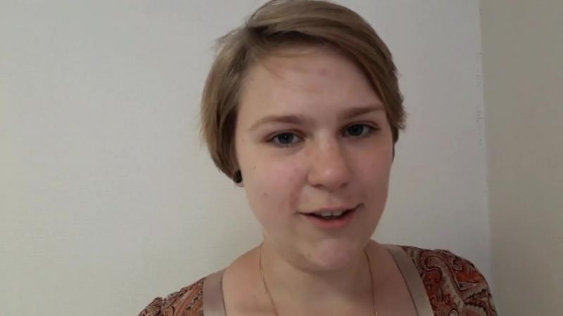 Александра Шакурова выпускница курсов ЕГЭ Студии Эврика по математике, химии, биологии