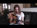 Просто супер девушка играет Hotel California на гитаре