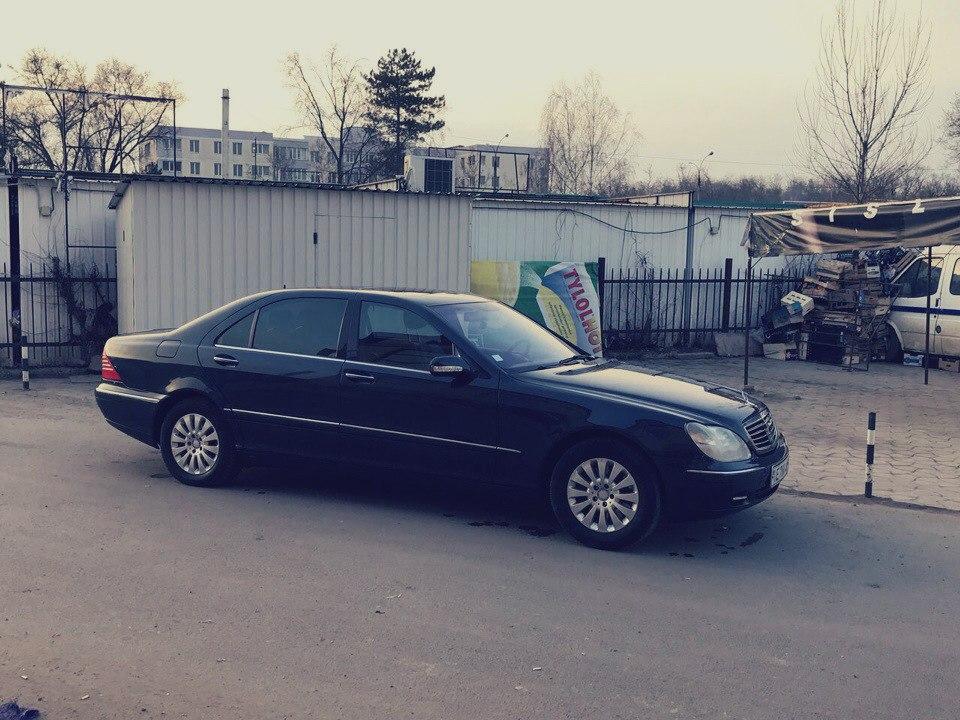 Продам Mercedes-Benz S-klasse IV (W220) 430 Long