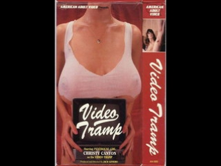 Video Tramp (1984)  Christy Canyon, Tom Byron, ( for Big Fella )
