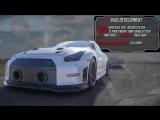 Nissan GT-R T1 2500+лс с колёс против Audi R8 Underground Racing - кто кого?