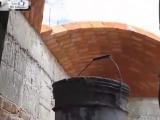 Невероятные виртуозы кладки кирпича. Вы такого не видели. Супер строители.