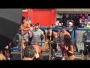 Видео с фотосета участие в котором приняли такие атлеты как Дэнни Хестер Бреон Энсли Калум фон Могер Оксана Гришина Стэн М