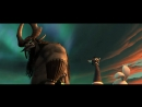 Момент из мультфилма Кунг-фу Панда 3