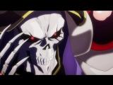 Промо-ролик к фильму Overlord: Fushisha no Ou (Повелитель: Король Нежити)