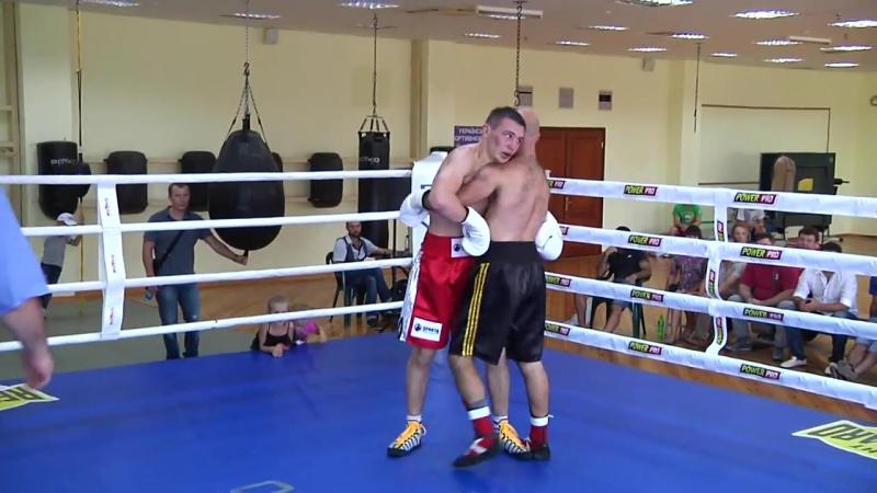 Великовский Андрей vs Бенидзе Александр