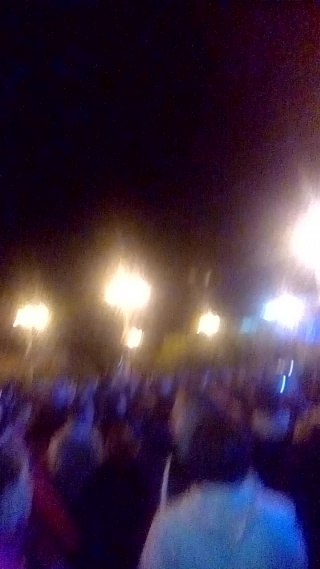 Салют на день города В Черемхово АУЕ