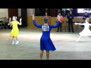 конкурс 'волна удачи' вальс