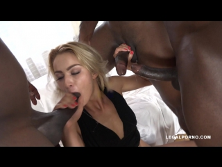 Cherry Kiss [Interracial, Anal, DAP, A2M, Gangbang, DP, 720p]