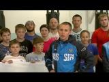 Бокс флешмоб-Челябинск