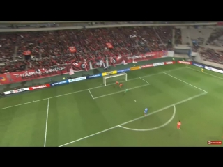 Гол Бикмаева. Корея - Узбекистан 0:1