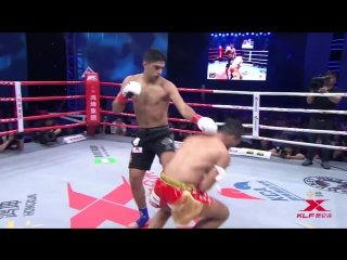 Mohamed 'Wonderboy' Mezouari - KUNLUN FIGHT