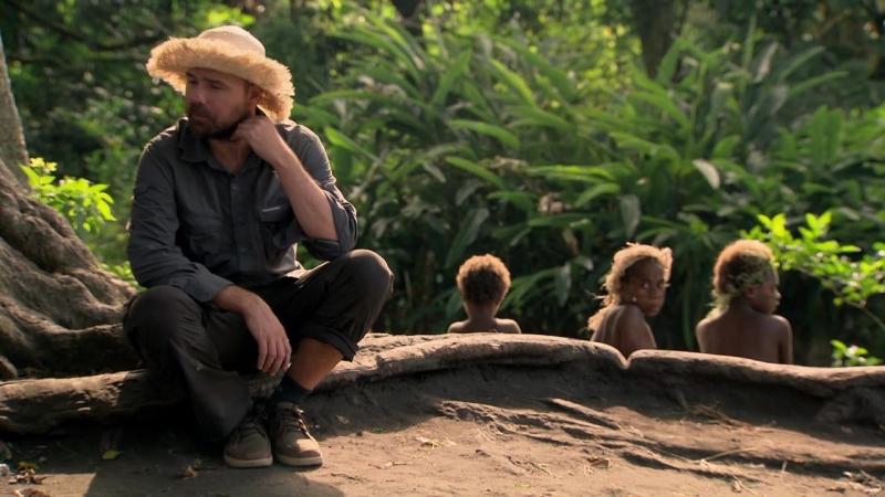 Необитаемый остров. 1 серия 2 сезон (Идиот за границей)