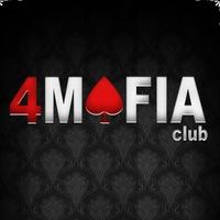 Логотип 4MAFIA. Мафия в Хабаровске.