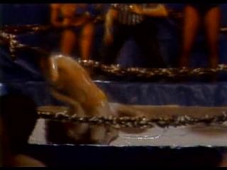 Женская борьба в грязи из фильма Angel of H.E.A.T.