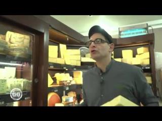 L'invasion du fromage anglais