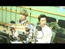 [150306] Super Junior Kiss the Radio - Sukira / Сукира - Super Junior-D E (рус.саб)
