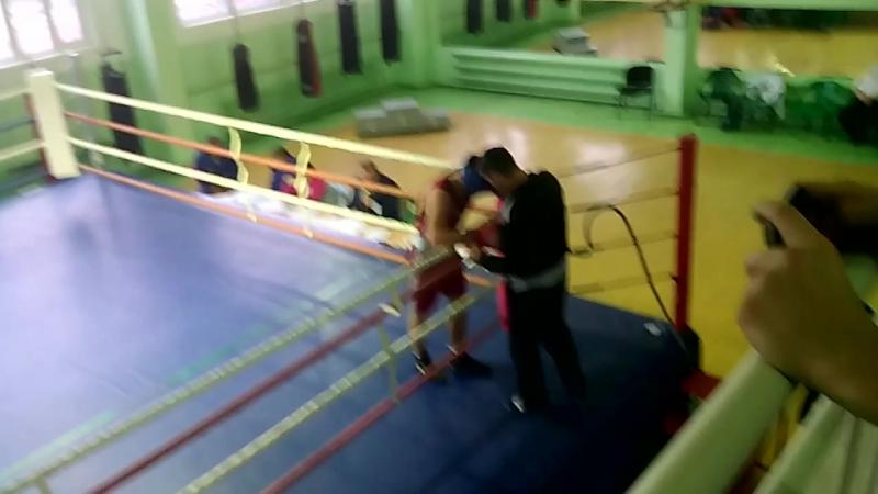 Ишим Абышов Мурзанов 3 раунд