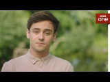 Lifeline appeal by Tom Daley on behalf of The Brain Tumour Charity  BBC One