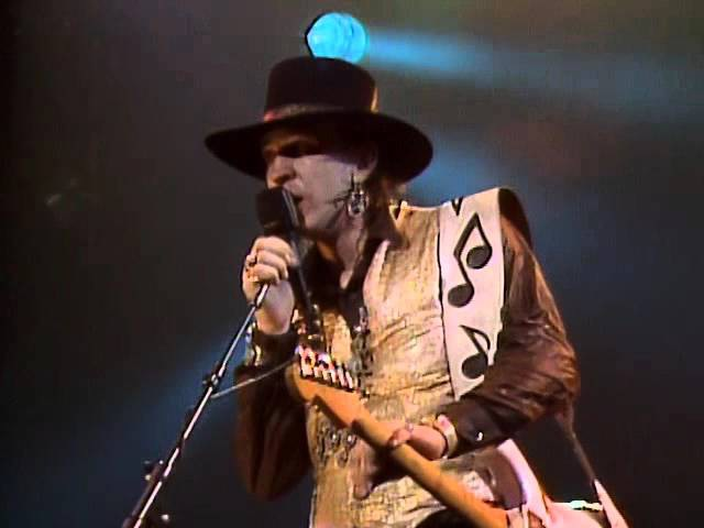 Stevie Ray Vaughan - Life Without You - 9211985 - Capitol Theatre, Passaic, NJ