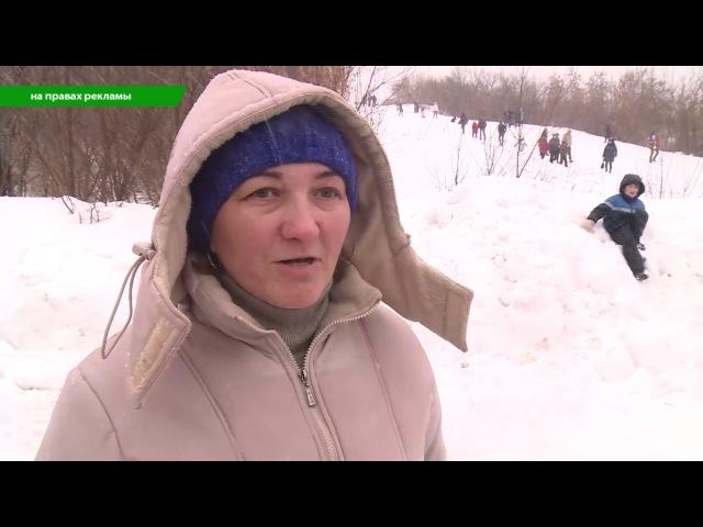 Выпуск от 28.02.17 ГК «ТАУ» встретила масленицу на лыжне - Стерлитамакское телевиде ...