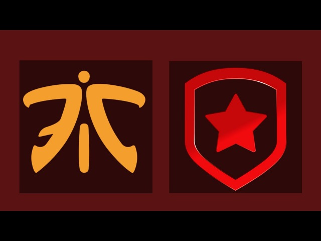 Fnatic vs Gambit - PGL Major Krakow 2017 - BO3 - map1 de_train @ Quarter-final