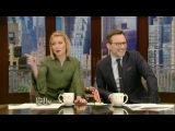 Live With Kelly 01182017  co-host Christian SlaterIdina Menzel  Nina Dobrev