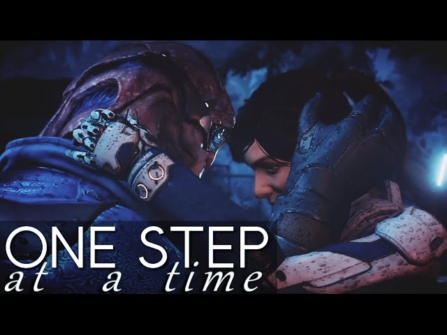 One Step At a Time || Mass Effect: Andromeda | Jaal/f!Ryder | GMV