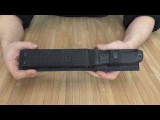 Нож Dominus от Кизляр Суприм со сталью PGK - 62 ед.