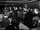 Н.Губенко и В.Высоцкий на репетиции Пугачева. Театр на Таганке, редкие кинокадры.