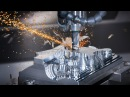 Hypnotic Video Inside ¦¦ Super mad speed ¦¦ CNC