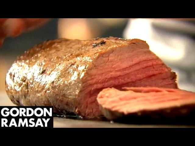 Gordon Ramsay's Top 5 Steak Recipes