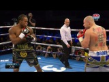 Anthony Yarde vs Darren Snow HD