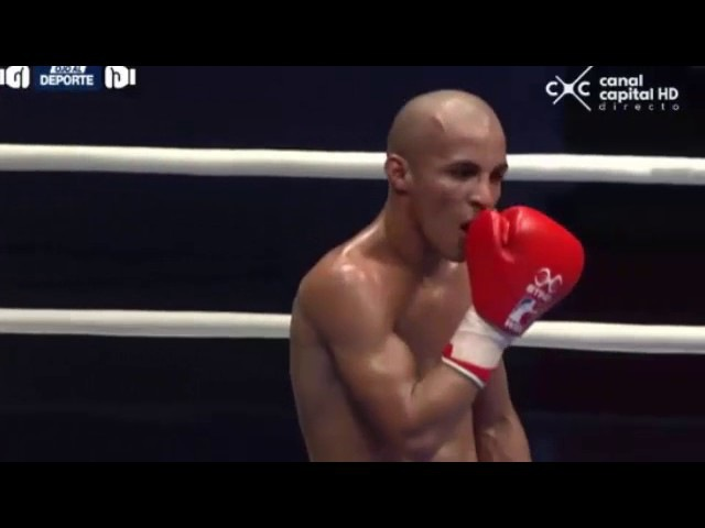 Domadores Cuba vs Heroicos Colombia 5-0 Full Fights 21.04.2017