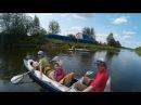 Сплав по реке Чусовой в июле 2016 года. Lounge Music. Видовой фильм.