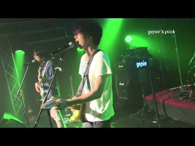 페퍼톤스(Peppertones) - POWERAMP!! genie's pick live