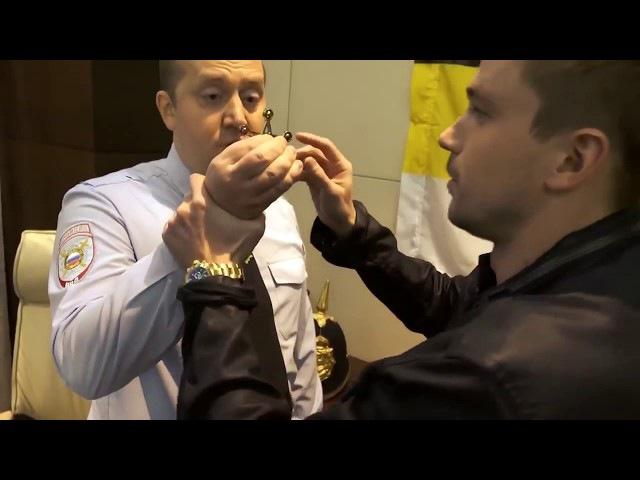 Полицейский с Рублёвки Без Цензуры Правда о спиннерах