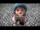 Маленькая девочка обманула смерть Очень трогательный мультфильм