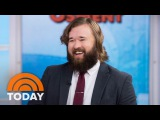 Haley Joel Osment On HBOs Silicon Valley, Working On Forrest Gump At Age 4  TODAY
