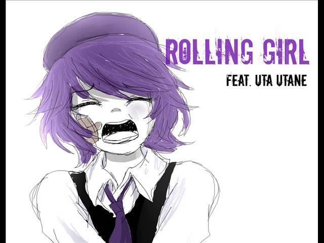 [UTAU]【 Uta Utane / Defoko 】Rolling Girl [Cover]
