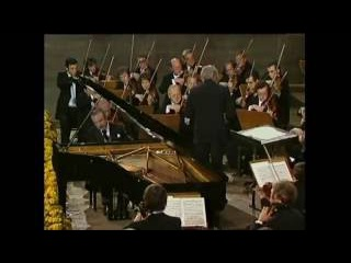 Beethoven Piano Concerto No.4 / Arrau Bernstein BRSO (1976 Movie Live Mono)
