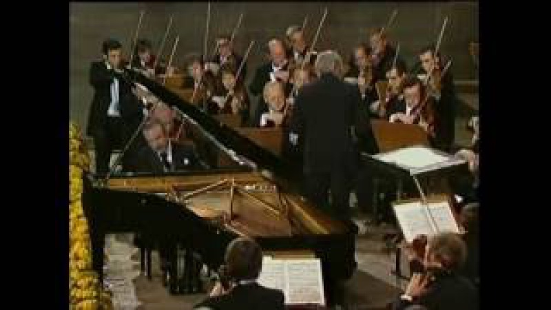 Beethoven Piano Concerto No.4 / Arrau Bernstein BRSO (1976 Movie Live Mono)