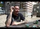 Sleep interview Matt Pike Dopesmoker live 05 26 2012 @ la Villette Sonique Paris