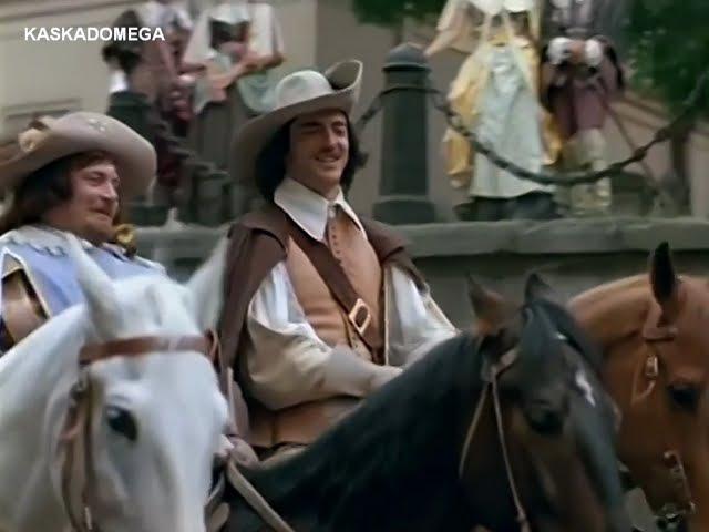 Д'Артаньян и три мушкетера - Мерси боку [1080p]