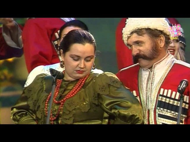 Ой мий милый варэнычкив хоче - Kuban Cossack Choir