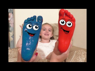 Learn colors with Bab Baby Finger Family Songs and Nursery Rhymes for Kids Colours