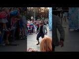 Ровно - танцор диско, 24 августа